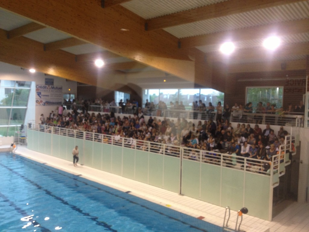 Water polo philippe chamosset for Piscine seynod ile bleue
