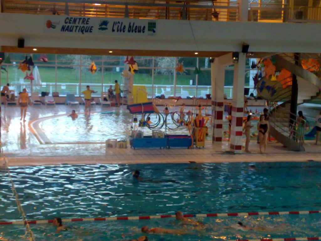 P tanque roller piscine et basket le samedi 2 avril for Piscine seynod